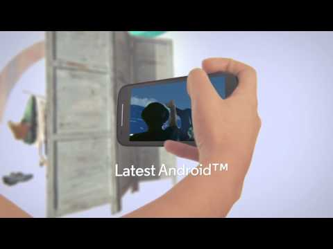 Motorola Moto E (2nd Generation) Commercial