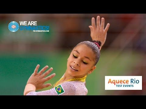 HIGHLIGHTS - 2016 Olympic Test Event, Rio (BRA) - Men's and Women's Individual Finals