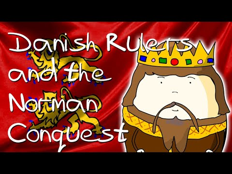 Kings and Queens Episode 2 - Danish rulers and the Norman Conquest