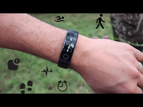 Honor Band 4 in-depth Review!! Watch before you buy one!!