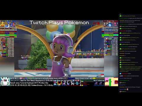 Twitch Plays Pokémon Battle Revolution - Matches #117945 and #117946