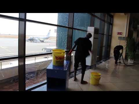 Aéroport Modibo Keita à Bamako