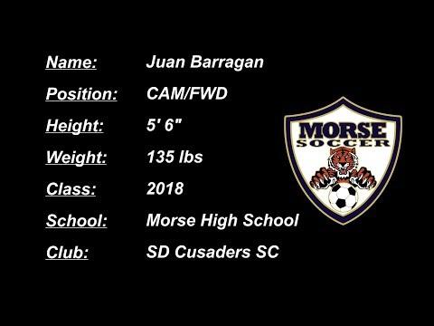 Juan Barragan Highlights