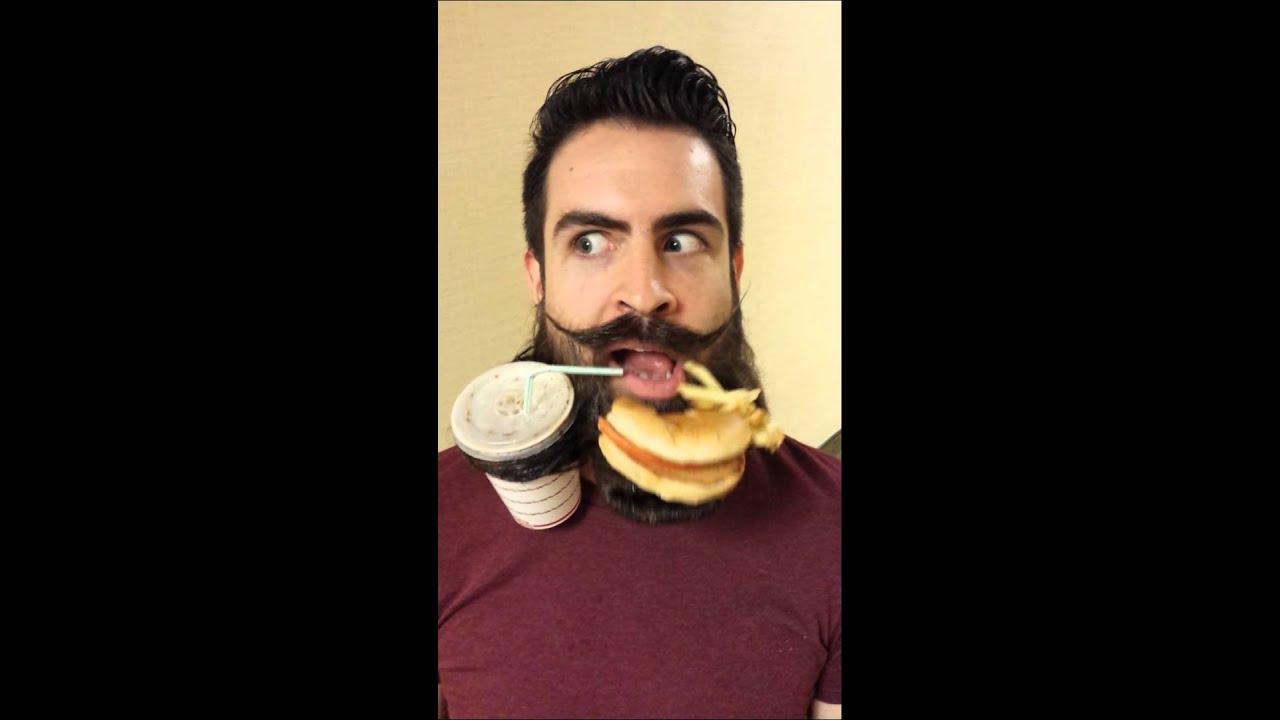 Fast Food Beard