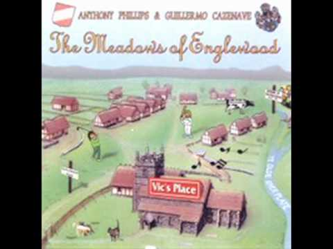 "Anthony Phillips (with Guillermo Cazenave) - ""The Meadows of Englewood"" (complete suite) 1996"