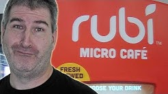 Rubi Micro Cafe Coffee REVIEW - Total Immersion Cam!
