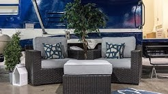 How to bring the comfort of the indoors to your outdoor living space