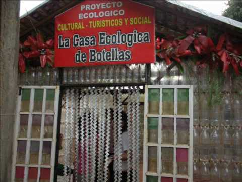 La Casa Ecologica de Botella PtoIguazu  Misiones  YouTube