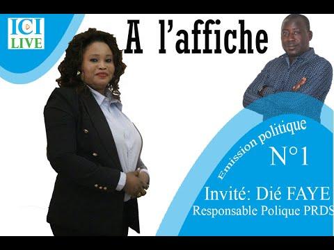 """Dié Faye/PRDS: """"Macky Sall doit vraiment se débarrasser de ces vieux briscards politiques et..."""""""