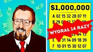 Genialny matematyk, który wygrał na loterii 14 razy