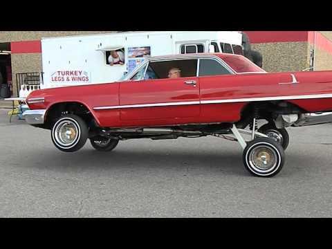 1963 Chevrolet Impala in 3-Wheel Motion #WhipPaparazzi