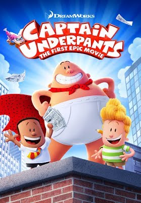 Captain Underpants The First Epic Movie 2017 The Origin Story Scene 1 10 Movieclips Youtube
