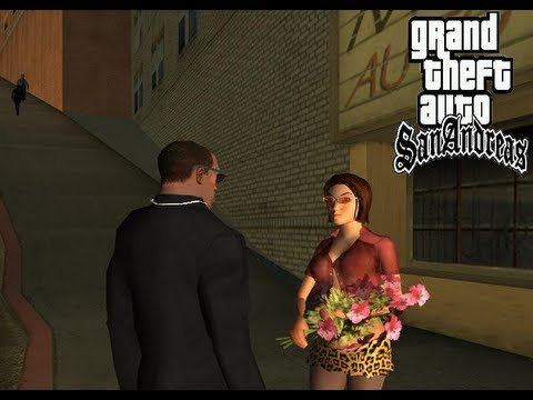 San andreas dating tips
