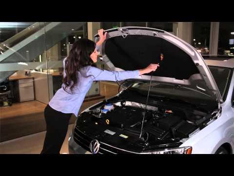Volkswagen How-To   Adding Washer Fluid