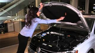 Volkswagen How-To | Adding Washer Fluid