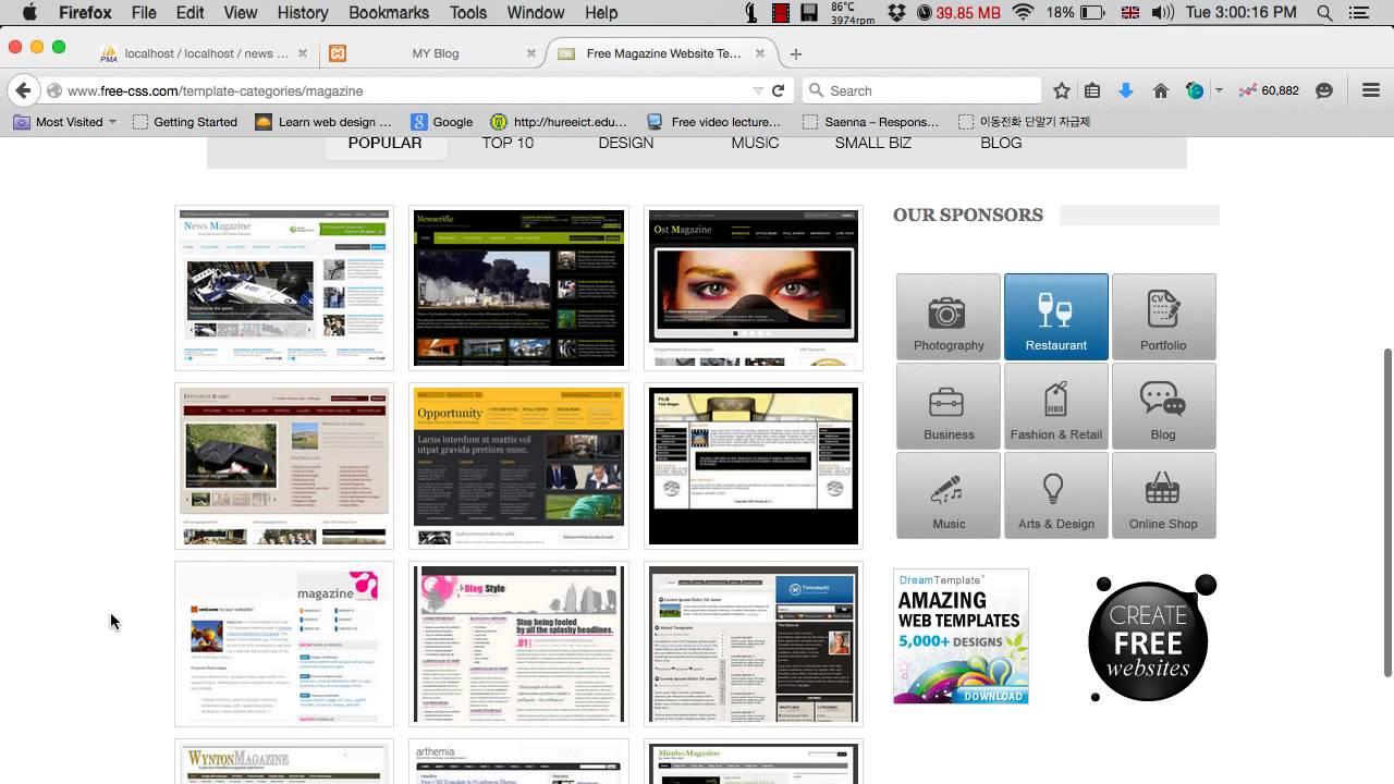 Großzügig Php Mysql Website Vorlage Bilder - Entry Level Resume ...