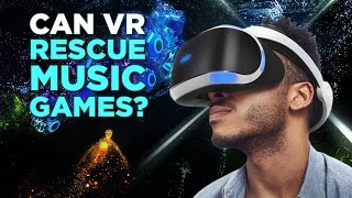 How VR Could Revive the Rhythm Game Genre