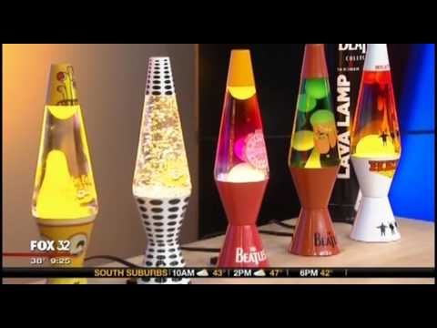 Interview with Clay Farnsworth Lava Lite/ Lava Lamps/ WFLD 11-13 ...