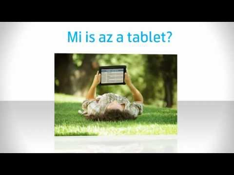 Mire jó egy tablet?
