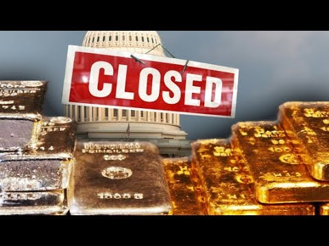 Gold & Silver Prices During A Government Shutdown!