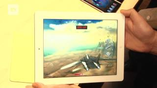 New iPad 3 Sky Gamblers Air Supremacy gameplay