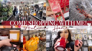 COME SHOPPING WITH ME AUTUMN 2019 | WHATS NEW IN: HOMESENSE, HOME BARGAINS + DUNELM!