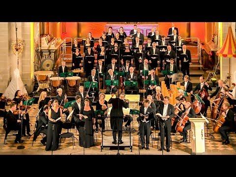 Mozart: Requiem | Haas: Sieben Klangräume zu den unvollendeten Fragmenten des Requiems | SWR Classic