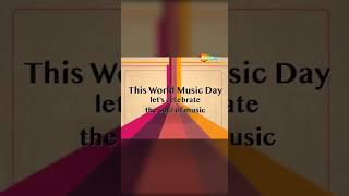 Celebrate With Shemaroo World Music Day On Our Facebook Page #shorts