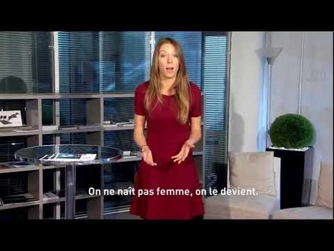 """""""ON NE NAÎT PAS FEMME, ON LE DEVIENT"""", c'est-à-dire ? (Simone de Beauvoir)"""