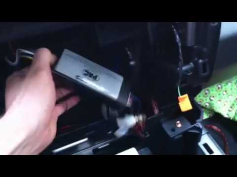 2010 Dodge ram 1500 adding amp to factory radio - YouTube