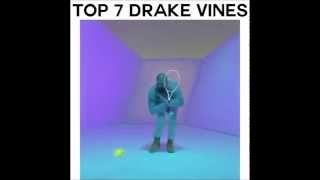 top 7 drake vines hotline bling