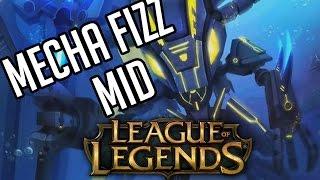 Mecha Fizz Mid - Full Gameplay Commentary