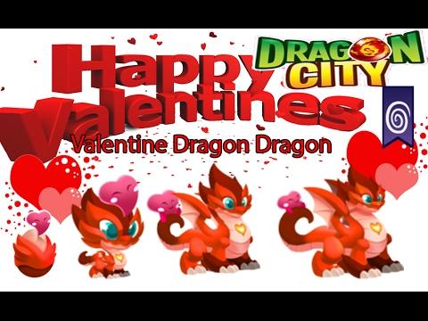 VileValentine Dragon L Valentine Dragon For Valentine Day L Dragon City