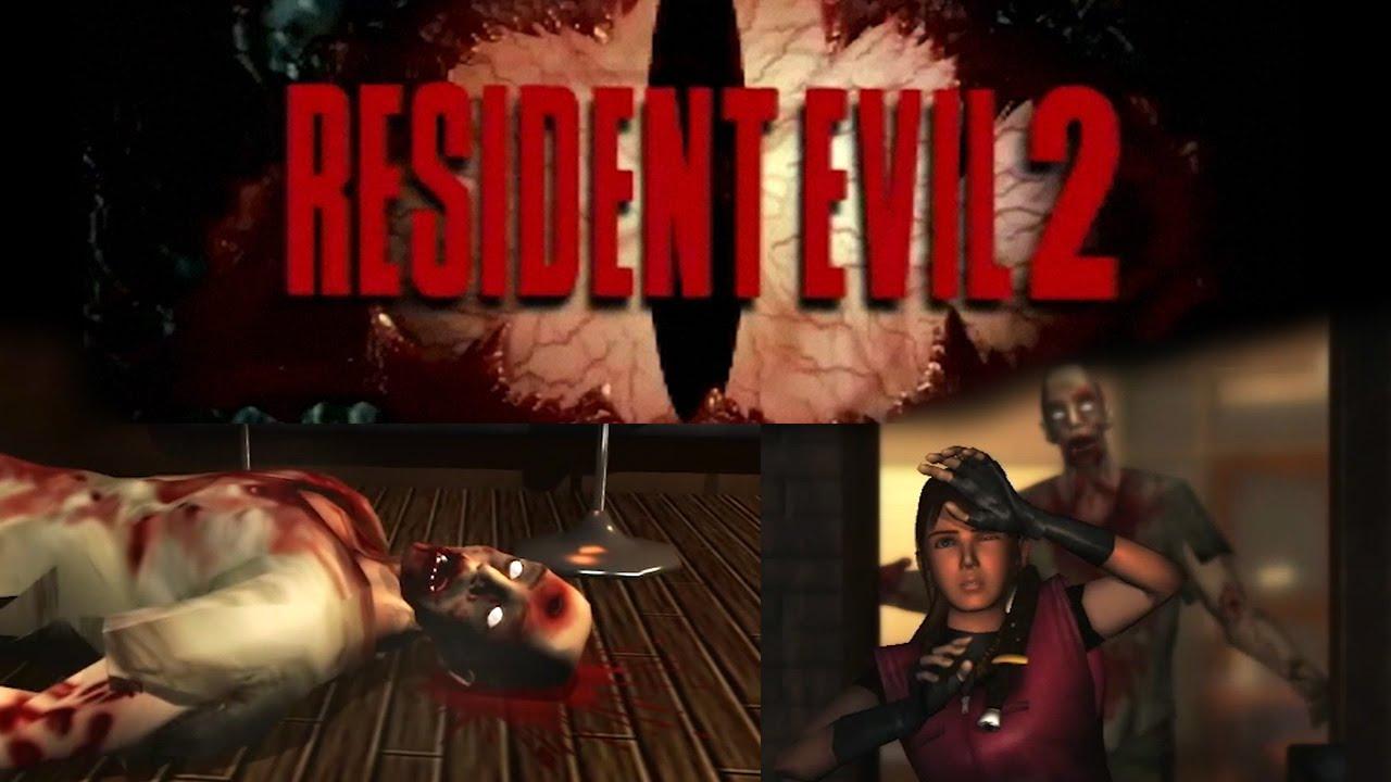 resident evil rom psx