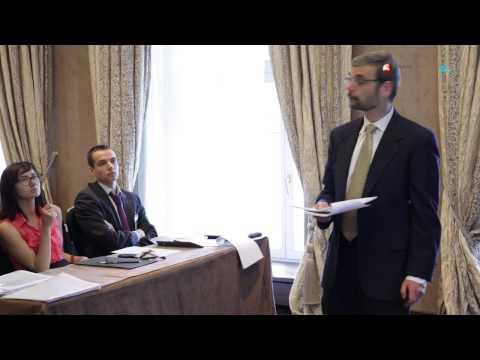 Contract Drafting -- Workshop, Global Law Forum Moscow, Russia/Мастер-класс по составлению договоров