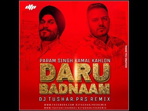 RemixDaru Badnaam - Kamal Kahlon & Param Singh Official Video Latest Punjabi Viral Songs 2018