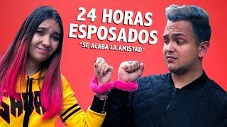 (0.15 MB) 24 HORAS ESPOSADOS 🔗 FT. AMARA QUE LINDA Y HERMANA GEMELA MALVADA - Keff Guzmán Mp3