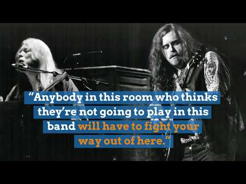 Jean Marie - Home Here In Jax Named Official Birthplace Of The Allman Brothers Band