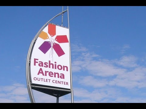 Аутлет Прага - Fashion Arena Prague Outlet (Скидки)