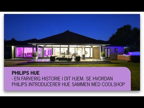 Philips Hue - Det ULTIMATIVE lys i dit hjem