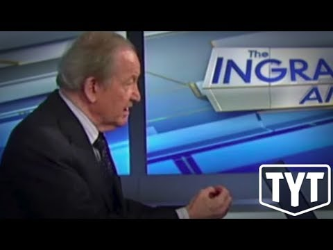 Pat Buchanan Gets REAL Racist on Laura Ingraham's Podcast