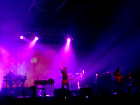 Porcupine Tree in Israel- Hate Song
