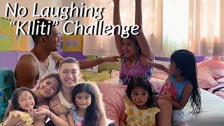 "No Laughing ""Kiliti"" Challenge   Team Melason Family"