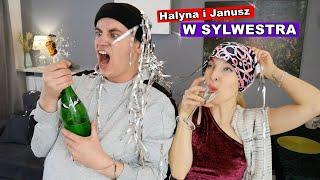 HALYNA i JANUSZ W SYLWESTRA