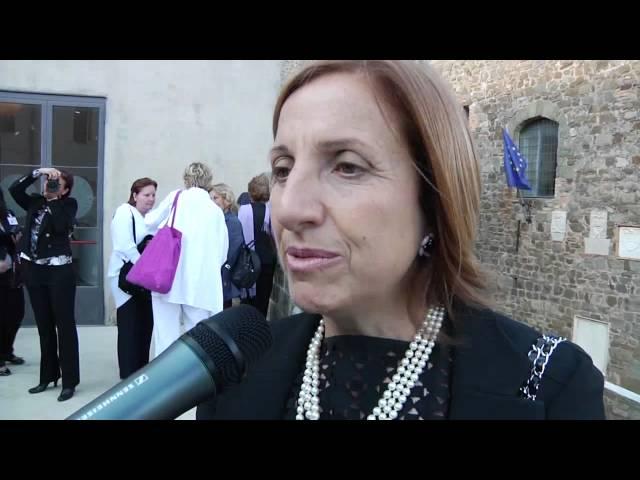 L'intervista della Montalcinonews al Maria Carmela Lanzetta, il sindaco antimafia