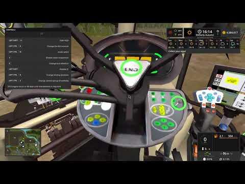 Farming Simulator: 8996-fendt-vario-s4-800 & ICAR BAZZOLI IB9800