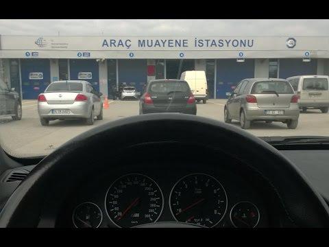VLOG | BMW M5 'Muayene İstasyonu'