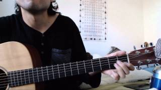 Drake - Furthest Thing - Guitar Lesson - How to Play - (from Nothing Was the Same)