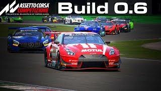 Monza und Nissan GTR Testen | Build 0.6 | Assetto Corsa Competizione | Livestream |Deutsch/German