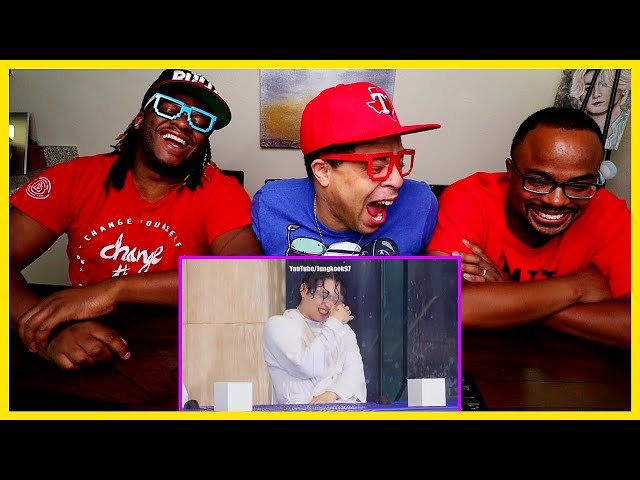 WHY IS THIS HAPPENING 😂 BTS Jungkook Being Himself (REACTION)